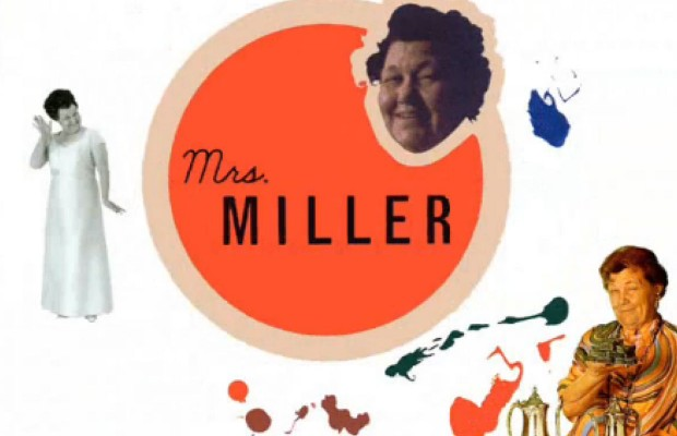 Let's Hang On by Mrs. Miller